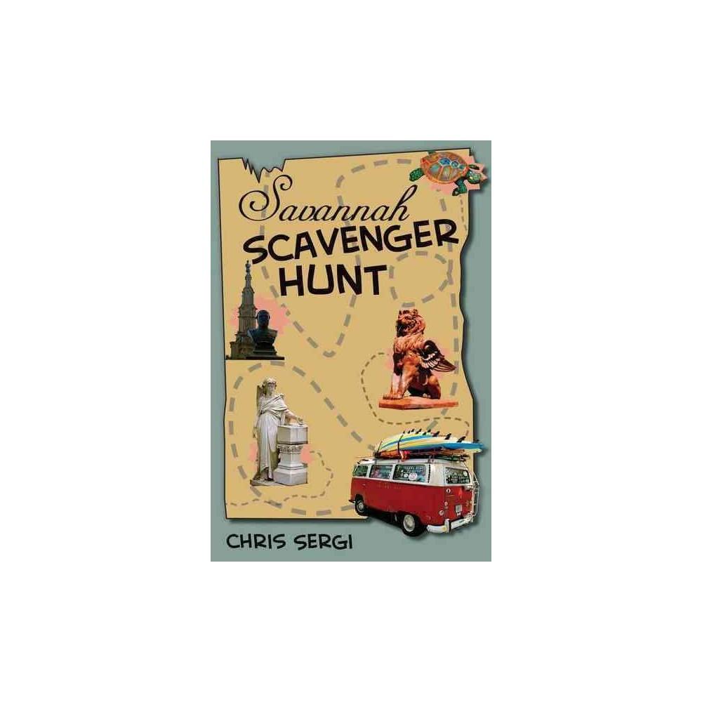 Savannah Scavenger Hunt (Paperback) (Chris Sergi)