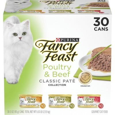 Cat Food: Fancy Feast Classic Paté
