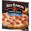 Red Baron Brick Oven Pepperoni Frozen Pizza - 17.89oz - image 2 of 4
