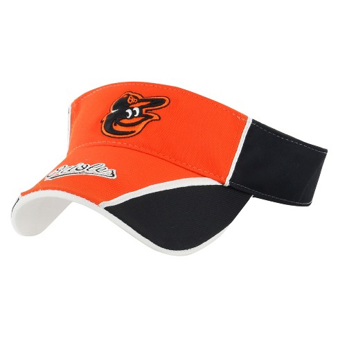 1ed9b818875 MLB Crawford Baltimore Orioles Fan Favorite Segment Adjustable Visor ...