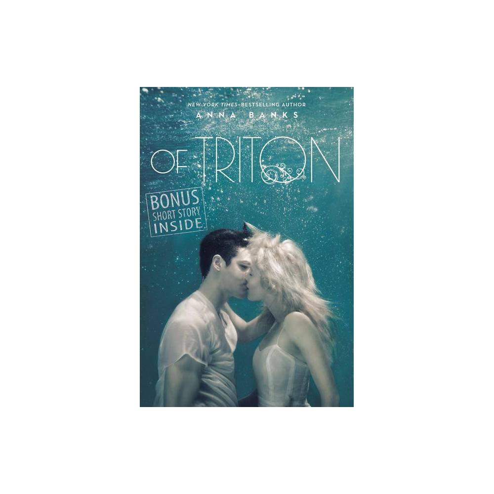 Of Triton Syrena Legacy By Anna Banks Paperback