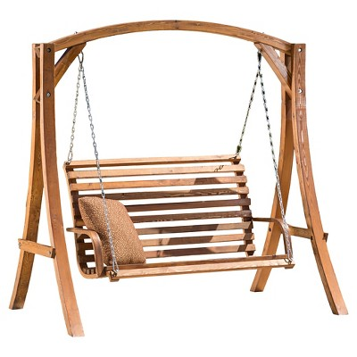 Swinging at home