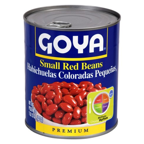 GOYA Small Red Beans - 29oz - image 1 of 4