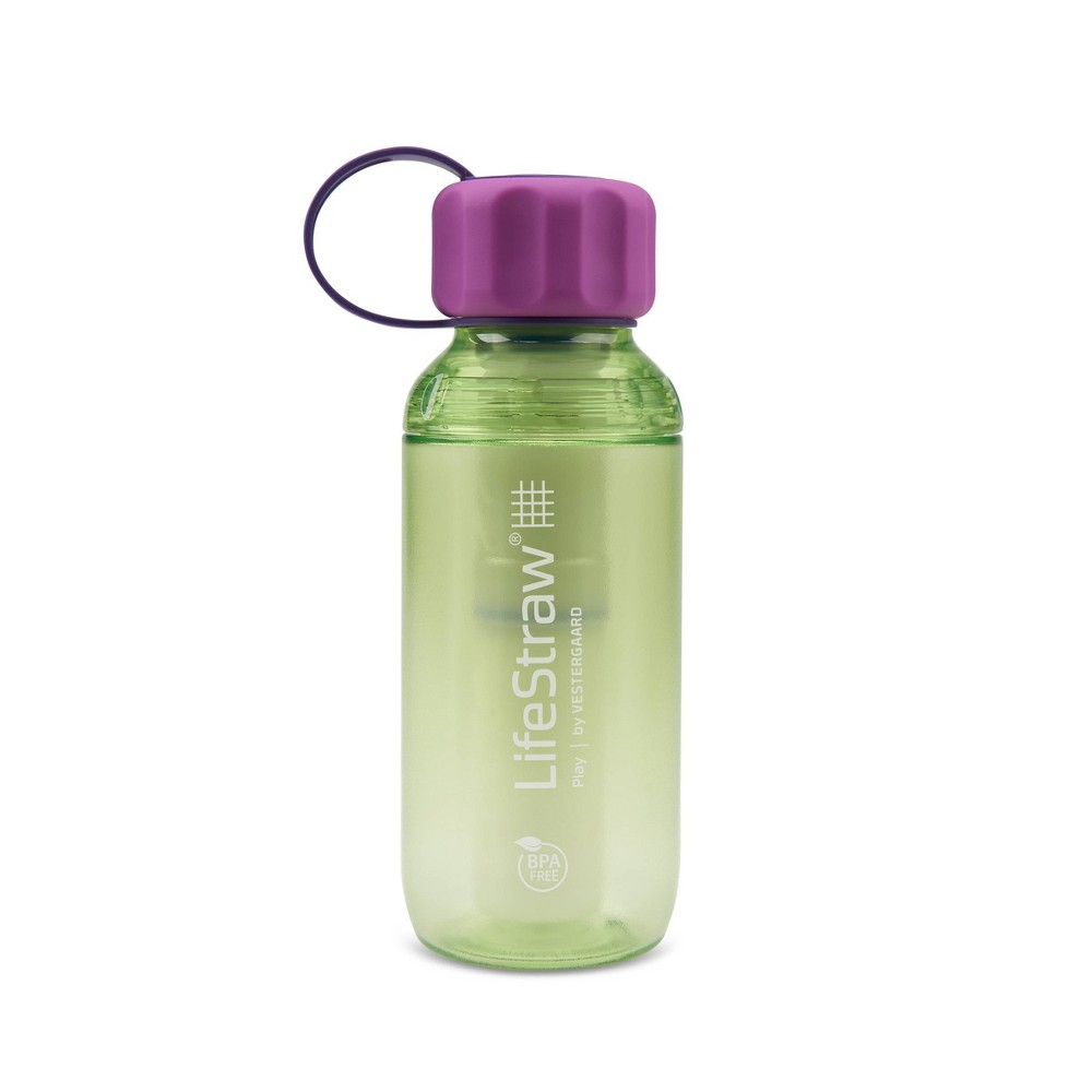 LifeStraw 10oz Filtered Water Bottle - Lime Green, Green Green
