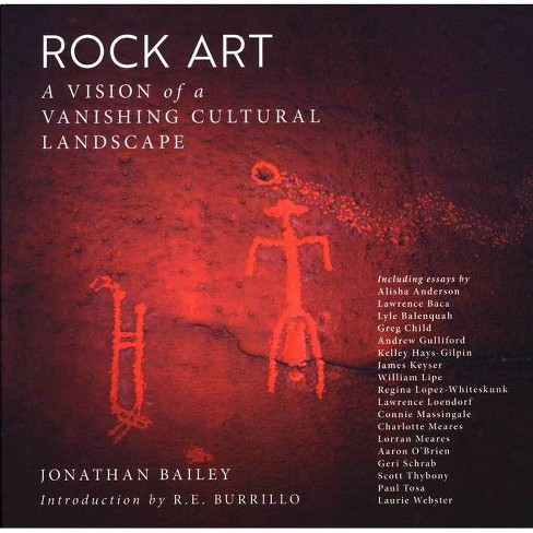 Rock Art - by  Jonathan Bailey (Paperback) - image 1 of 1