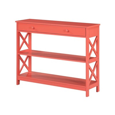 Oxford 1 Drawer Console Table - Breighton Home