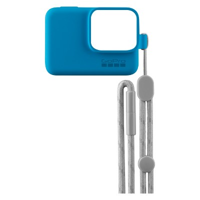 GoPro Sleeve and Lanyard - Blue (ACSST-003)