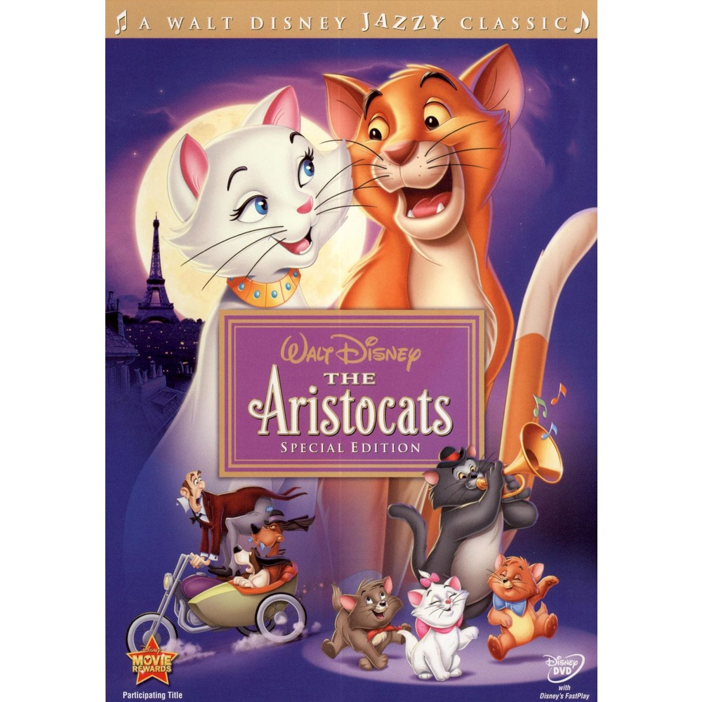 The Aristocats (Special Edition) (dvd_video)