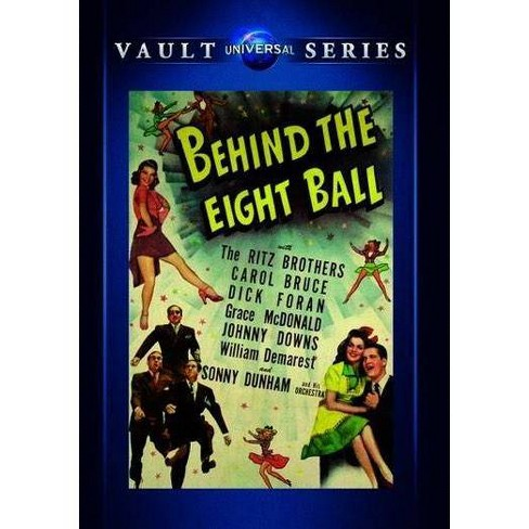 Behind The Eight Ball (DVD) - image 1 of 1