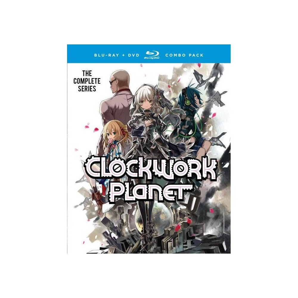 Clockwork Planet The Complete Series Blu Ray 2018
