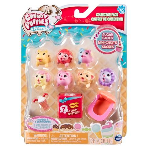Chubby Puppies Friends Sugar Babies Target
