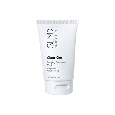 SLMD Skincare Clear Out Purifying Treatment Mask - 1oz