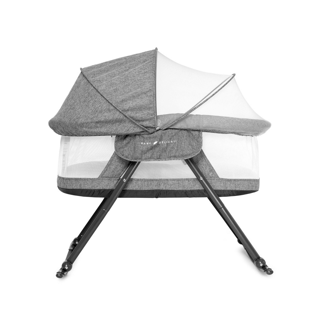 Image of Baby Delight Go With Me Slumber Deluxe Portable Rocking Bassinet