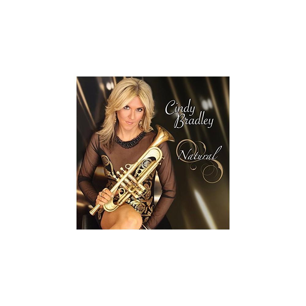 Cindy Bradley - Natural (CD)