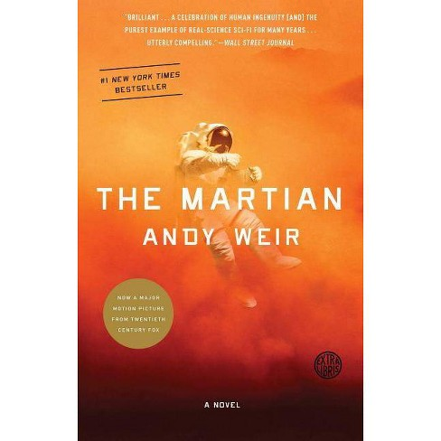 The Martian (Reprint) (Paperback) by Andy Weir - image 1 of 1