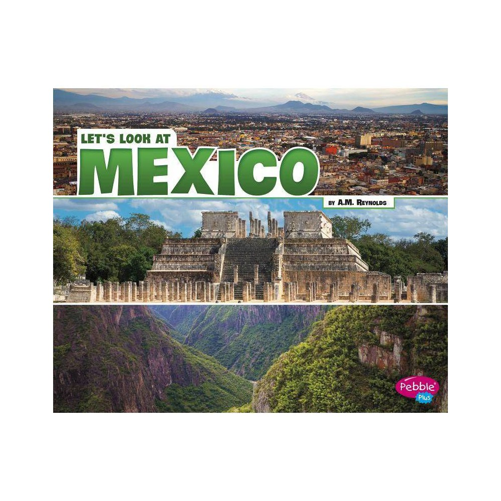 Lets Look at Mexico - (Lets Look at Countries) by A M Reynolds (Hardcover)