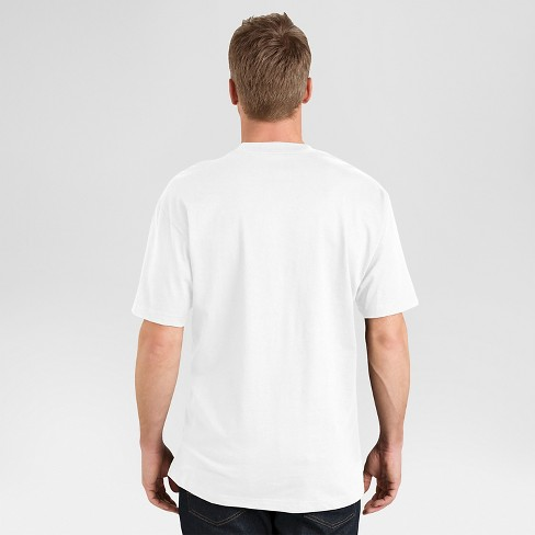 63f72aed Dickies® Men's 2 Pack Cotton Short Sleeve Pocket T-Shirt - White L : Target