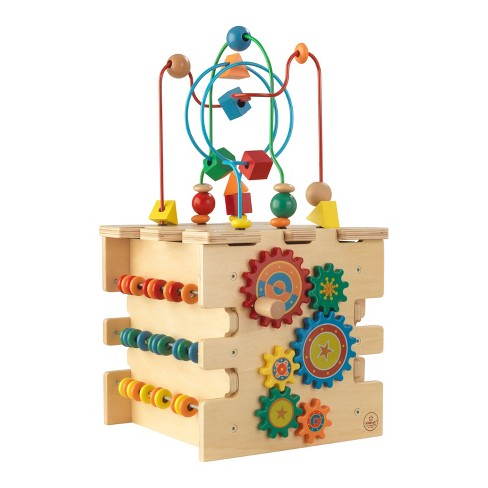 KidKraft Deluxe Activity Cube - image 1 of 4