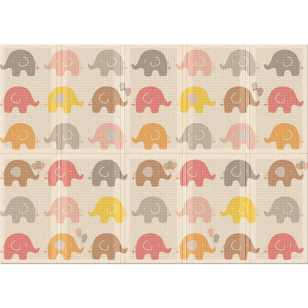 Image of Parklon Little Elephant Folding Baby Play Mat