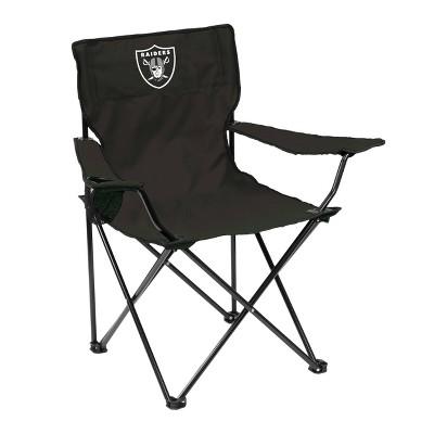 NFL Las Vegas Raiders Quad Outdoor Portable Chair
