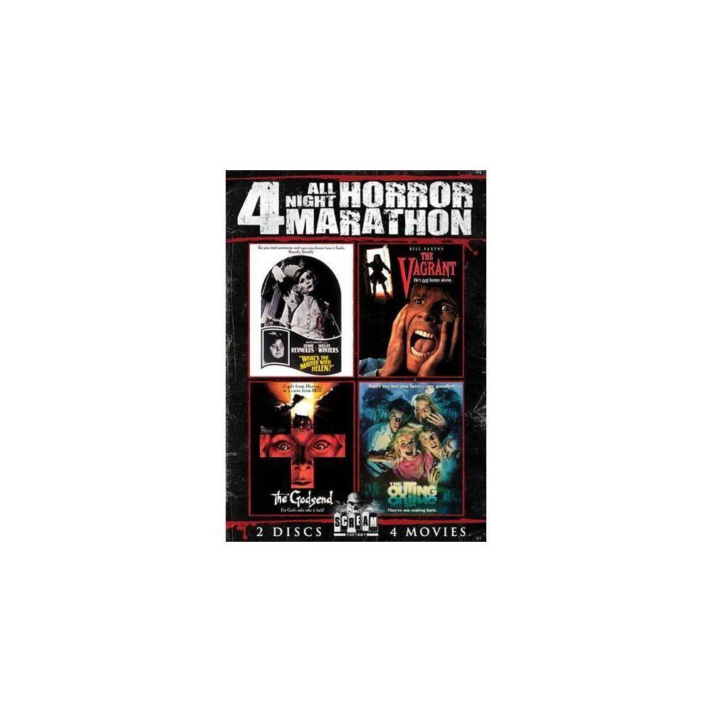 All Night Horror Movie Marathon Volume 1 (DVD)(2013) Price