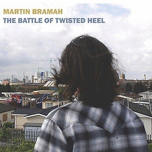 Martin Bramah - Battle Of Twisted Heel (Vinyl) - image 1 of 1