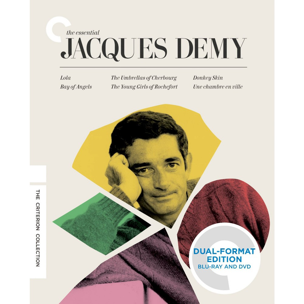 Essential Jacques Demy (Bd/Dvd Combo) (Blu-ray)
