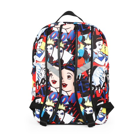 "Snow White & the Seven Dwarfs 16"" Kids' Backpack with Pom Pom - image 1 of 7"