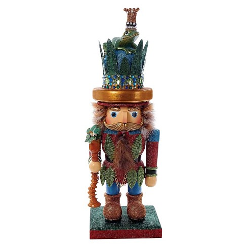 "Hollywood Frog Prince Nutcracker 27.5"" - image 1 of 1"