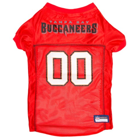 637837898 NFL Pets First Mesh Pet Football Jersey - Tampa Bay Buccaneers. Shop all NFL