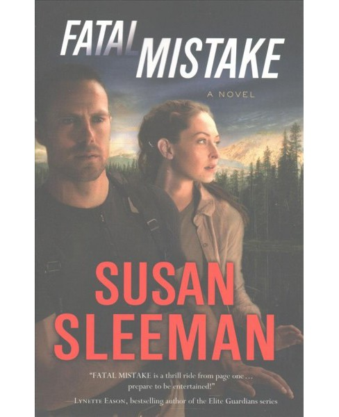 Fatal Mistake -  (White Knights) by Susan Sleeman (Paperback) - image 1 of 1