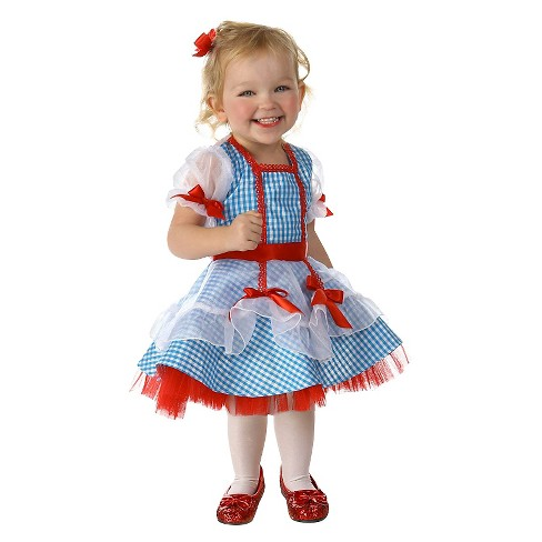 The Wizard of Oz Toddler Girls' Dorothy Costume - image 1 of 1