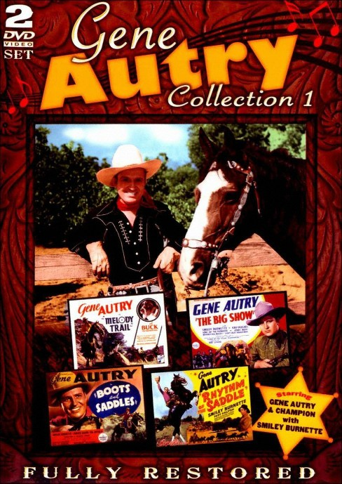 Gene autry collection 1 (DVD) - image 1 of 1