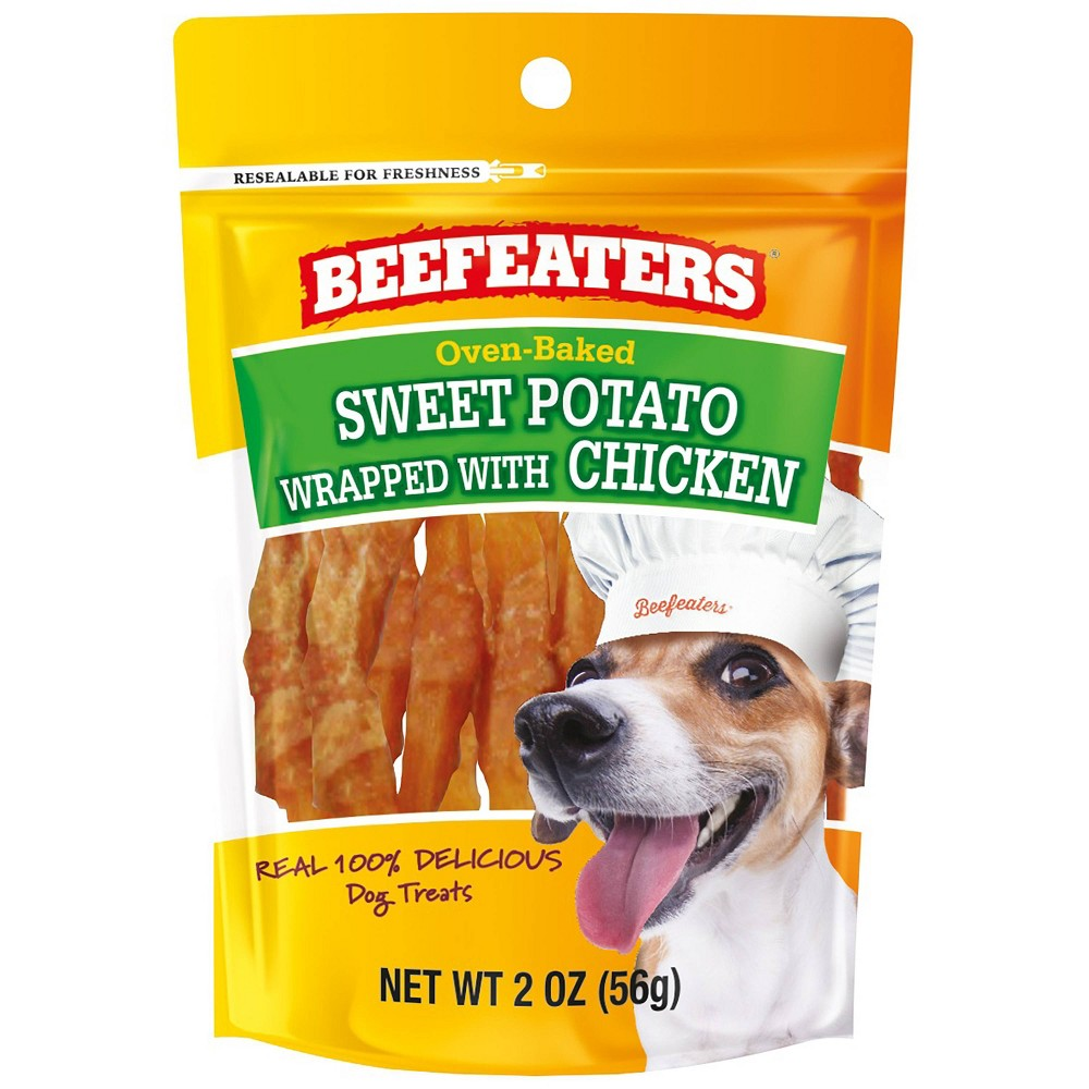 Beefeaters Sweet Potato with Chicken for Dog - 2oz