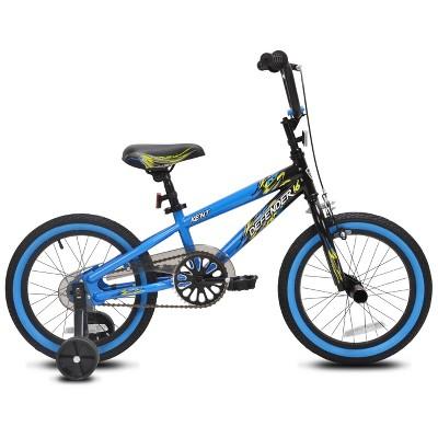 """Kent Defender 16"""" Kids' Bike - Black"""