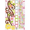 Happi Scroll Tree Letter Branch Peel and Stick Giant Wall Decal - RoomMates - image 3 of 4