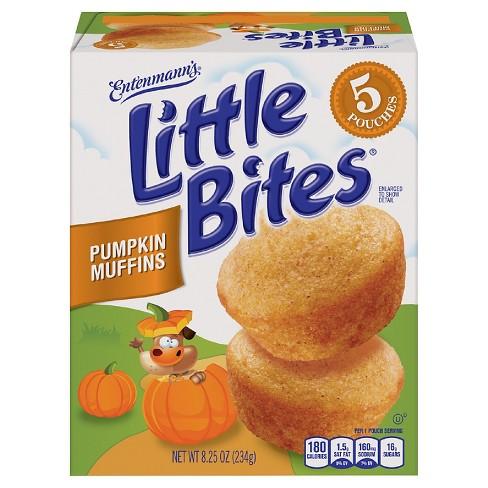 EntenmannsR Lil Bites Muffins Seasonal Target