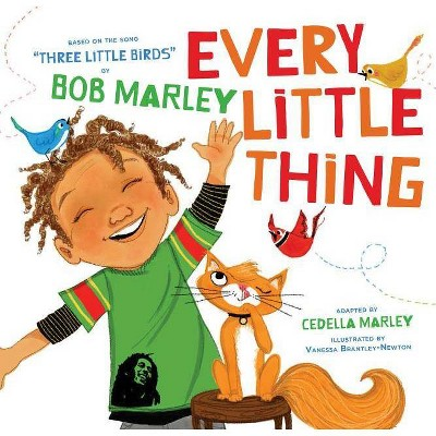 Every Little Thing by Cedella Marley (Board Book)