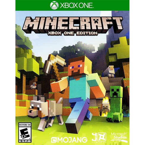 Target Pre-owned One Minecraft Xbox