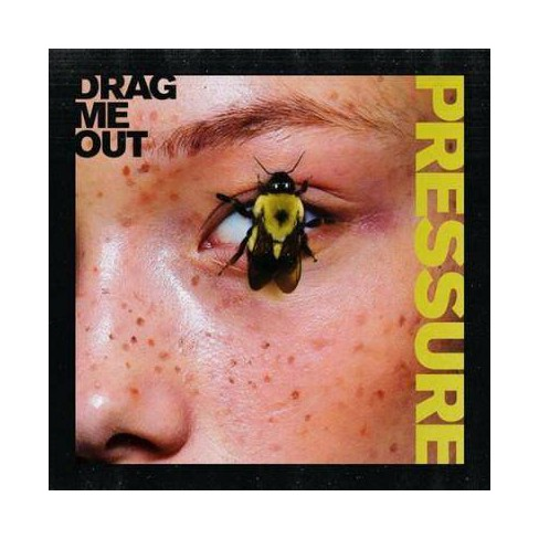 Drag Me Out - Pressure (Transparent Yellow) (Vinyl) - image 1 of 1