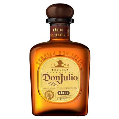 Don Julio Anejo Tequila - 750ml Bottle