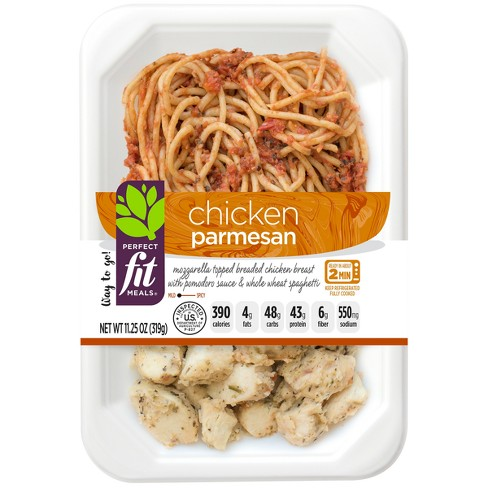 Perfect Fit Meals Chicken Parmesan - 11.25oz - image 1 of 1
