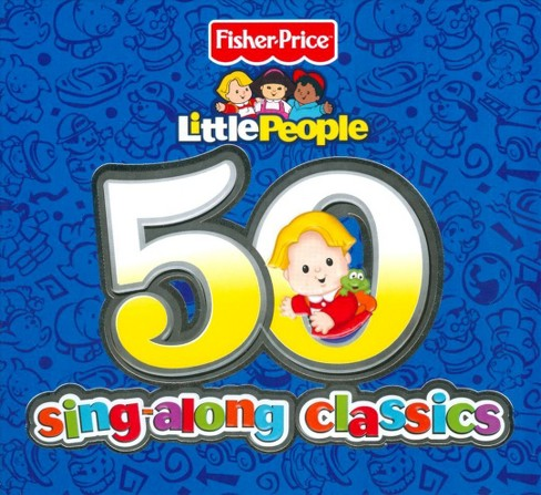 Little People: 50 Sing-Along Classics - image 1 of 1
