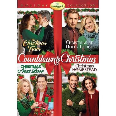Christmas Next Door Hallmark.Hallmark 4 Movie Holiday Collection Dvd
