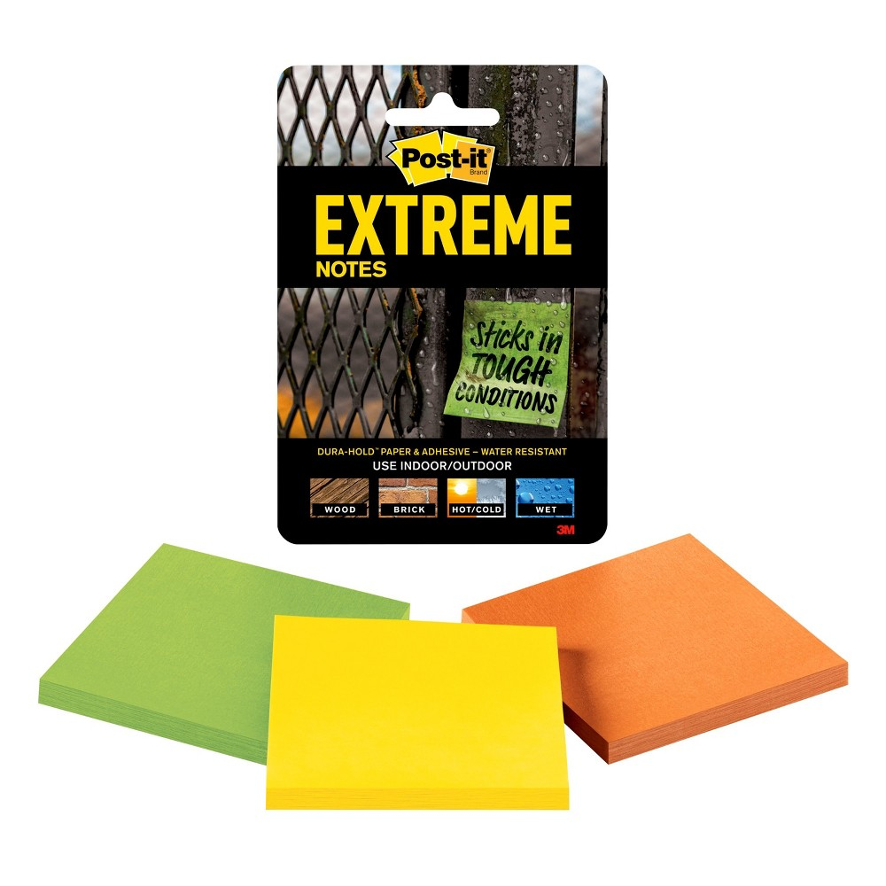 "Image of ""Post-it 3ct Extreme Notes 3"""" x 3"""""""