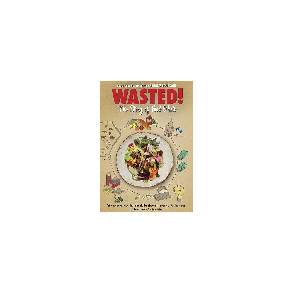 Wasted The Story Of Food Waste (Dvd)