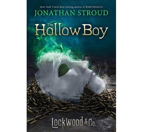 Hollow Boy (Vol 3) (Reprint) (Paperback) (Jonathan Stroud) - image 1 of 1