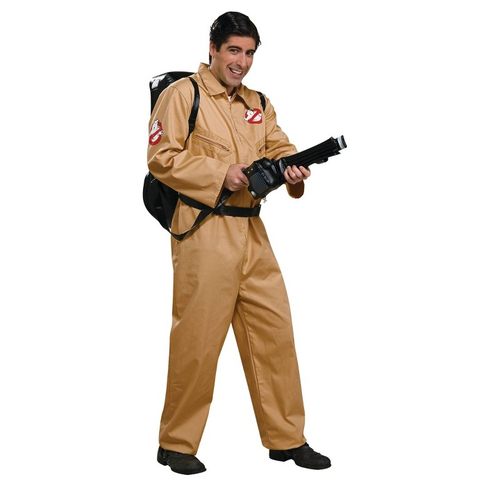 Adult Ghostbusters Halloween Costume One Size - image 1 of 1