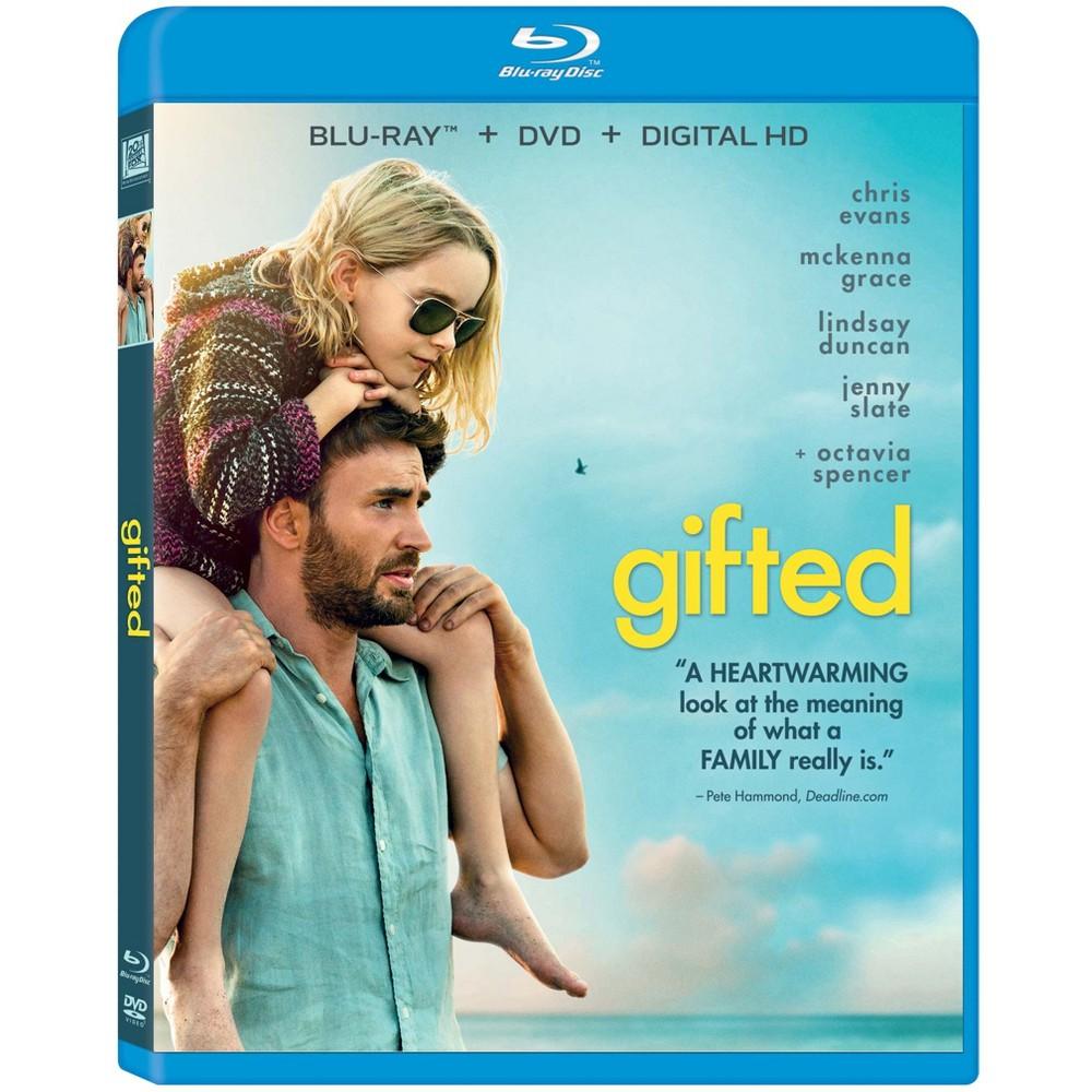 Gifted (Blu-ray + Dvd + Digital)