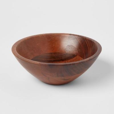 19oz Wood Small Serving Bowl - Threshold™